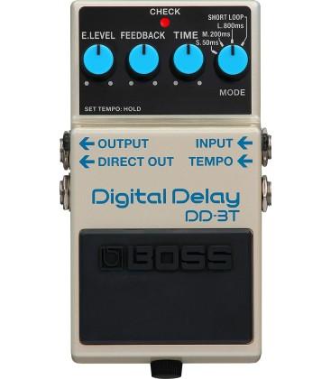 EFECTO DE DELAY DIGITAL BOSS DD-3T