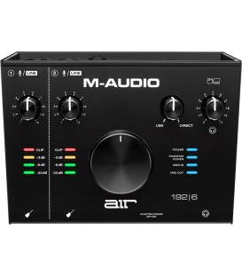 INTERFAZ DE AUDIO M-AUDIO AIR 192-6