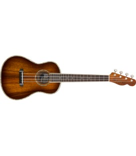 UKELELE TENOR FENDER MONTECITO LTD TOBACCO SUNBURST