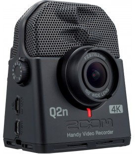 GRABADORA DE AUDIO Y VIDEO ZOOM Q2N-4K