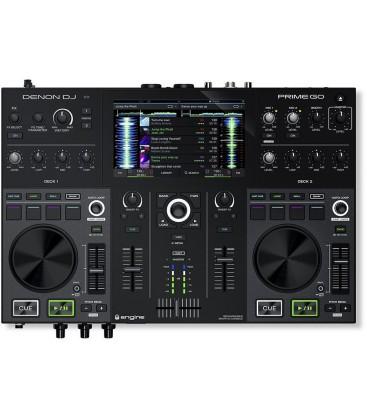CONTROLADOR DENON DJ PRIME GO