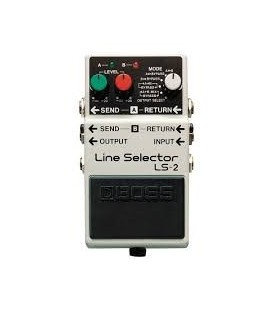 BOSS PEDAL SELECT. LINEA LS2