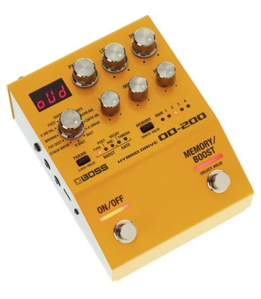 MULTIEFECTOS OVERDRIVE BOSS OD-200