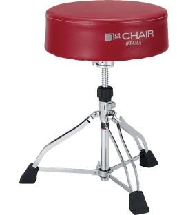 SILLIN TAMA 1ST CHAIR ROUND RIDER XL RED TRIO HT830R