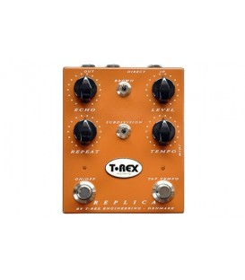 REPLICA PEDAL DELAY DIGITAL T-REX