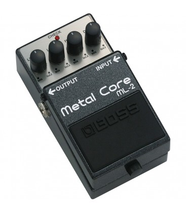 BOSS PEDAL METAL CORE ML2