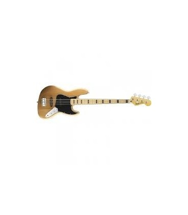 BAJO VINTAGE MODIFIED JAZZ BASS 70s, NATURAL, SQUIER
