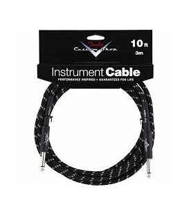 FENDER CABLE DE INSTRUMENTO CUSTOM SHOP DE 3 METROS