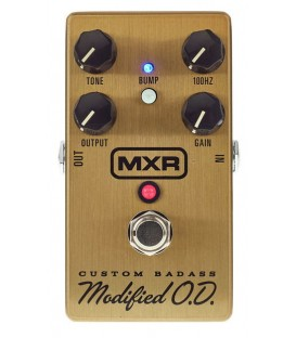 EFECTO DE OVERDRIVE MXR M77 CUSTOM BADASS MODIFIED OD