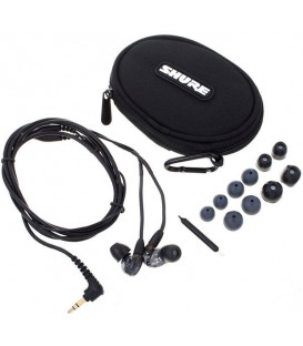 MONITORES IN-EAR SHURE SE215 BLACK