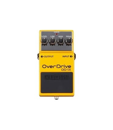 PEDAL OVERDRIVE OD1X BOSS