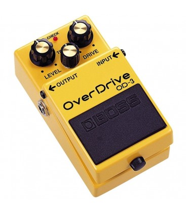 BOSS PEDAL OVER DRIVE OD-3