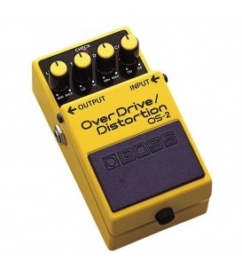 BOSS PEDAL DISTORSION OS-2