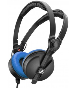 AURICULARES SENNHEISER HD 25 BLUE LIMITED EDITION