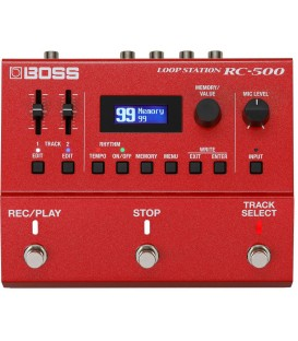 LOOPER BOSS LOOP STATION RC-500