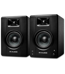 PAREJA DE MONITORES DE REFERENCIA M-AUDIO BX4