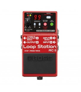 PEDAL LOOP STATION BOSS RC-3