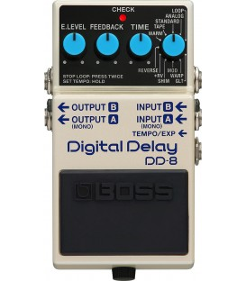 PEDAL DE DELAY DIGITAL BOSS DD-8