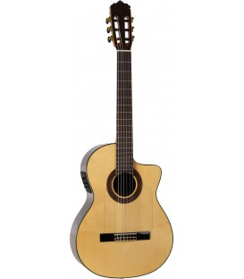 GUITARRA FLAMENCA AMPLIFICADA JOSE GOMEZ F90RS-EQ