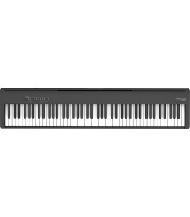 PIANO DIGITAL PORTATIL ROLAND FP-30X BLACK