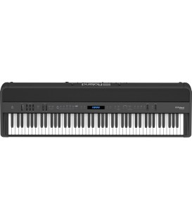 PIANO DIGITAL PORTATIL ROLAND FP-90X BK