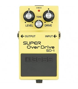 BOSS PEDAL DISTORSION SD-1
