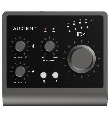 INTERFAZ DE AUDIO AUDIENT ID4 MKII