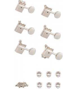 CLAVIJERO FENDER PURE VINTAGE GUITAR TUNING MACHINES