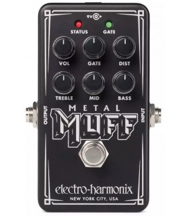 PEDAL DE DISTORSION ELECTRO-HARMONIX NANO METAL MUFF