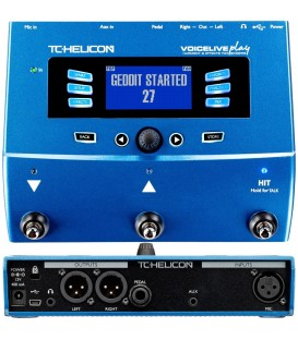 PROCESADOR VOICELIVE PLAY TC HELICON