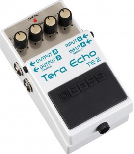 BOSS PEDAL ECHO TE2