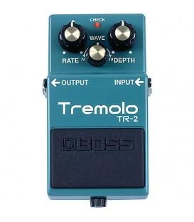 BOSS PEDAL TREMOLO TR-2