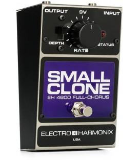PEDAL DE EFECTO ELECTRO-HARMONIX SMALL CLONE CHORUS