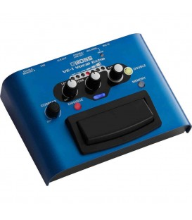 BOSS PEDAL ECHO EFECTO VOZ VE-1