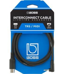 CABLE TRS-MIDI BOSS BMIDI-5-35