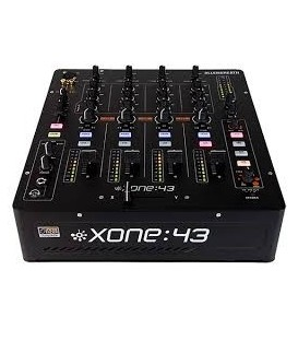 ALLEN & HEATH MESA DJ XONE43