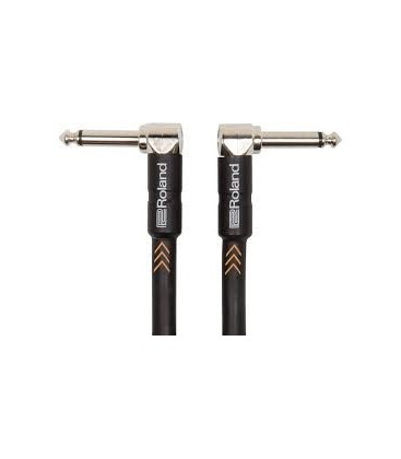 ROLAND CABLE J-J ACODADOS 1MTR RIC-B3AA