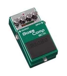 BOSS PEDAL BASS COMP BC1X