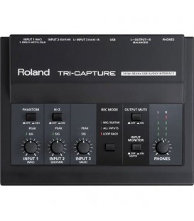 ROLAND INTERFACE AUDIO UA33