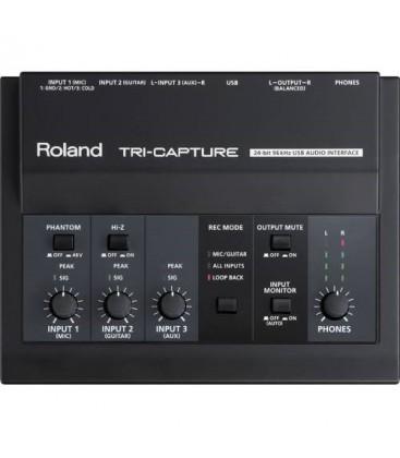 ROLAND INTERFACE AUDIO UA33