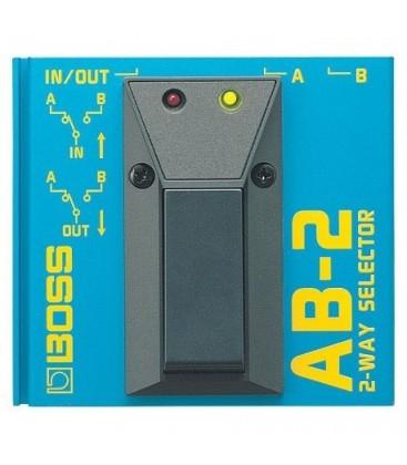BOSS PEDAL SELECTOR AB2