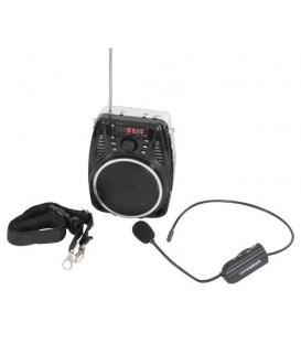 ALTAVOZ AUTONOMO COMPACTO PORT3-UHF IBIZA SOUND