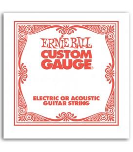 CUERDA DE GUITARRA ACUSTICA/ELECTRICA ERNIE BALL 013