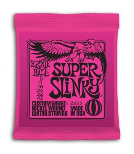 ERNIE BALL CUERDAS SET 9-42