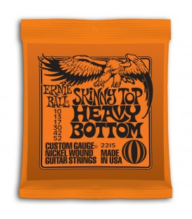 ERNIE BALL CUERDAS SET 10-52