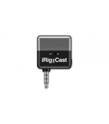 Micrófono portátil ultra compacto para la grabación de voz