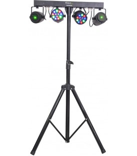 KIT DE ILUMICACION IBIZA LIGHT DJLIGHT65