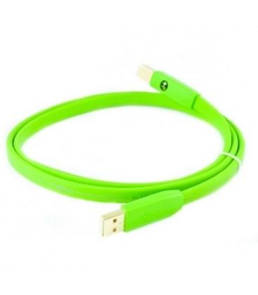 NEO CABLE USB D+ USB CLASS B 1.0M