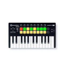 NOVATION TECLADO LAUNCHKEY MINI MK2