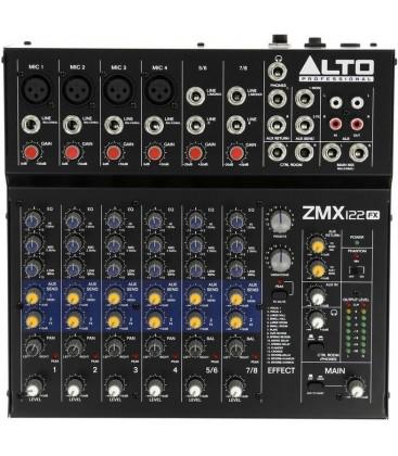 ALTO MEZCLADOR ZMX122FX